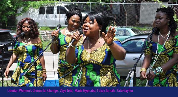 Liberianwomen's chorusmed